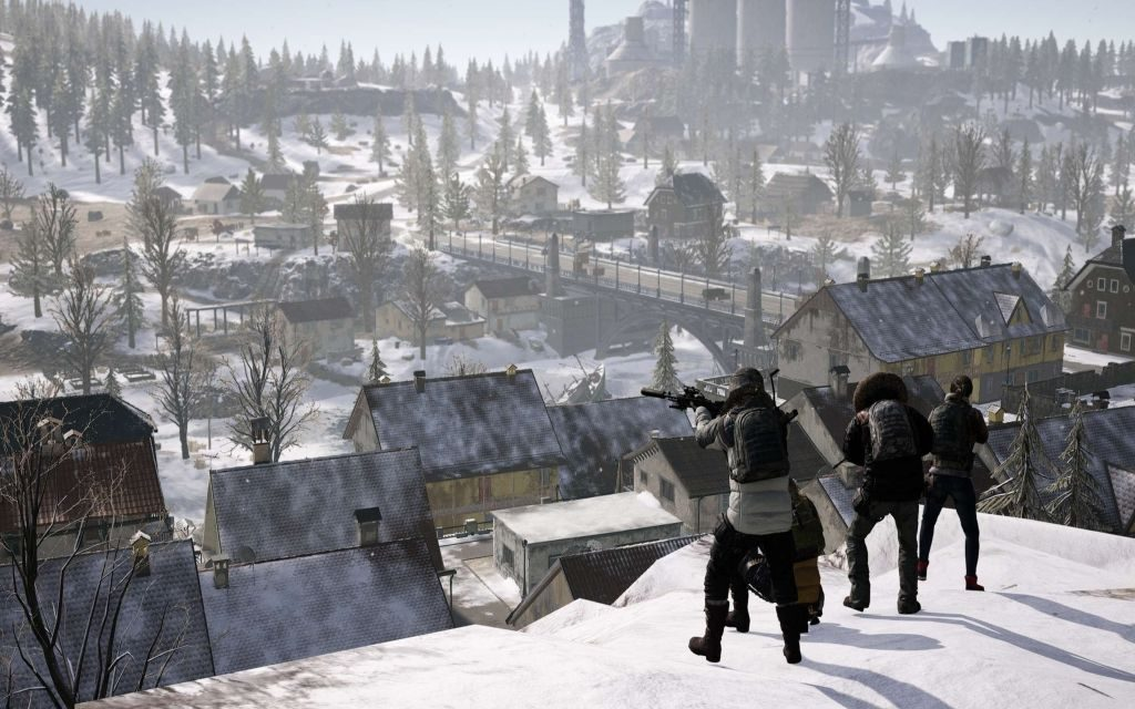 PUBG Snow 4k Wallpapers – 'Vikendi' Is Finally Here!