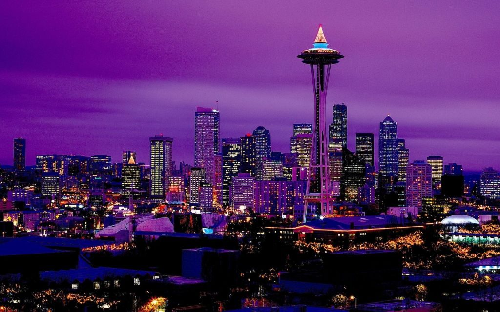 Seattle Wallpaper HD + New Tab Themes for Chrome