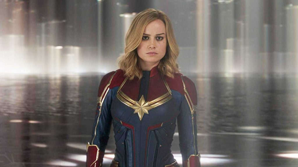 Captain Marvel Movie – New Trailer Launched