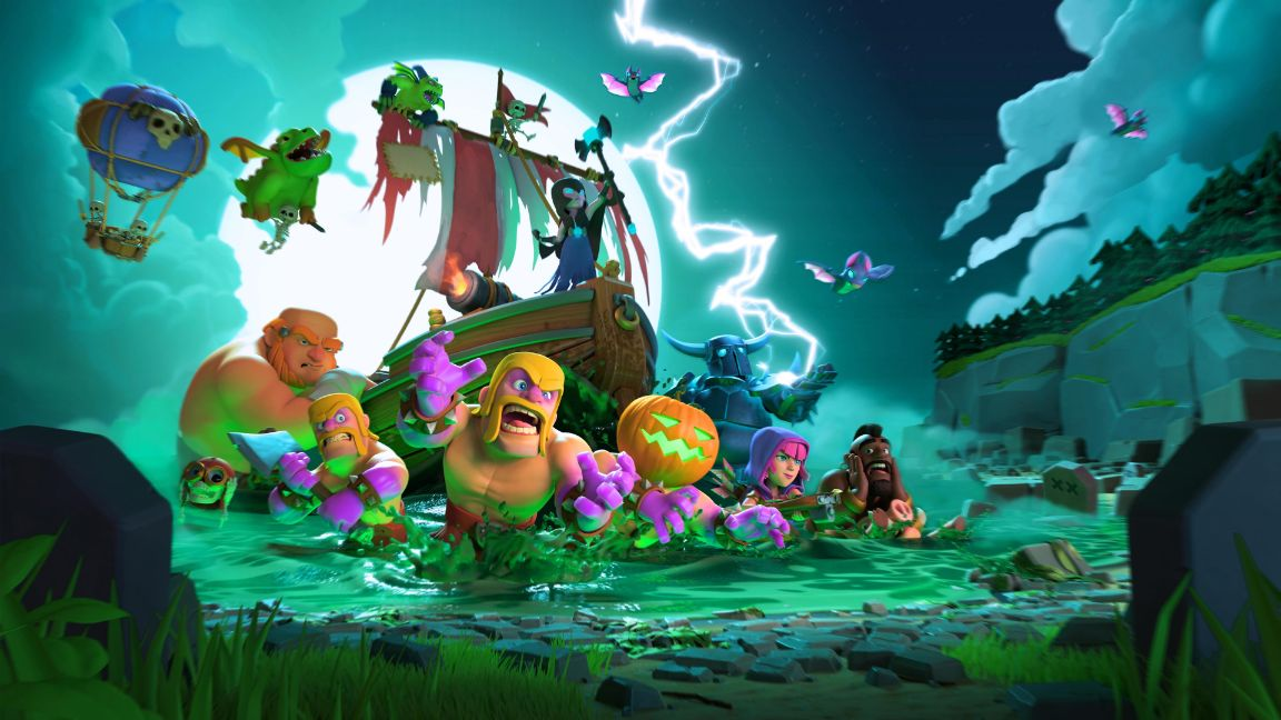 Amazing Clash of Clans Wallpapers