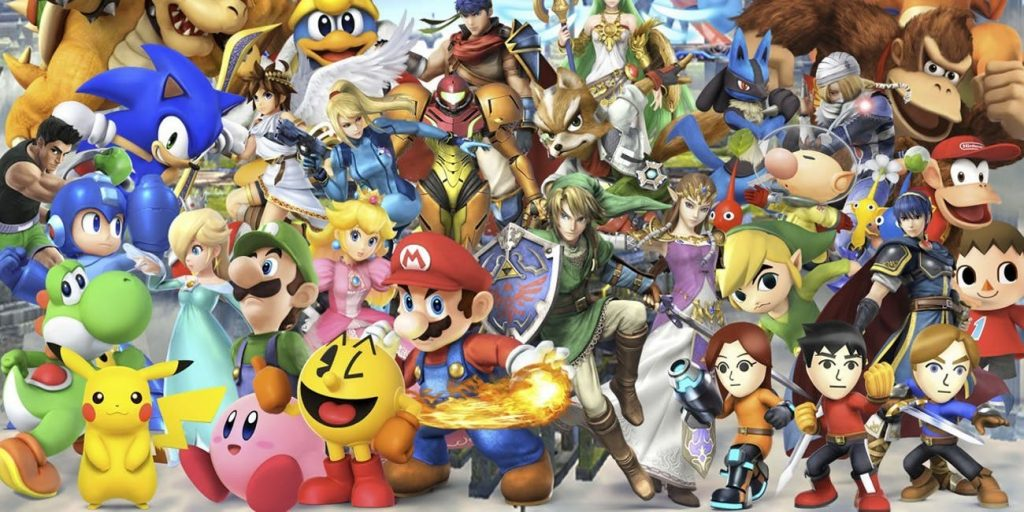 Super Smash Bros Wallpaper – Facts You Might Not Know