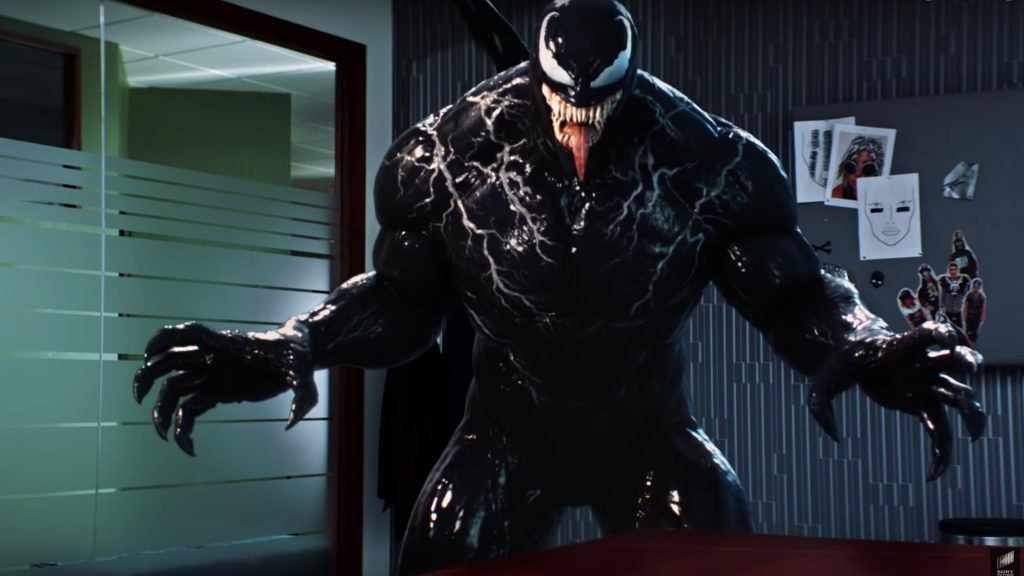 Venom 2018 Wallpapers Hd Unexpected Box Office Success Lovely Tab