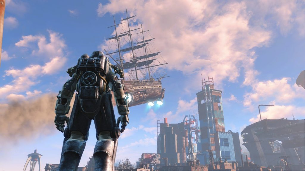 Fallout 4K Wallpapers – Best Experience for Fans of Fallout