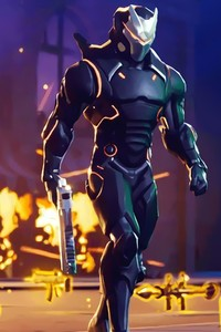Fortnite Omega HD