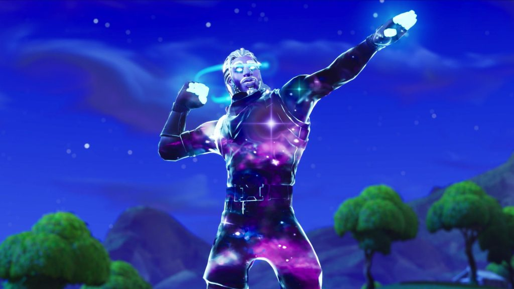 Here's How to Unlock The Galaxy Skin on Fornite!