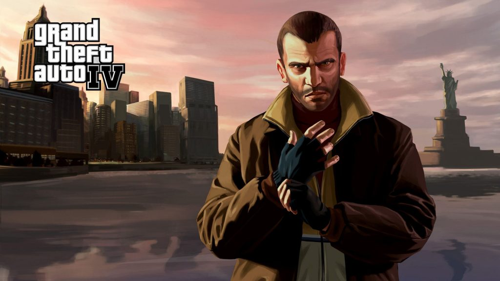 Grand Theft Auto 4 – GTA 4 Wallpapers For Your Browser