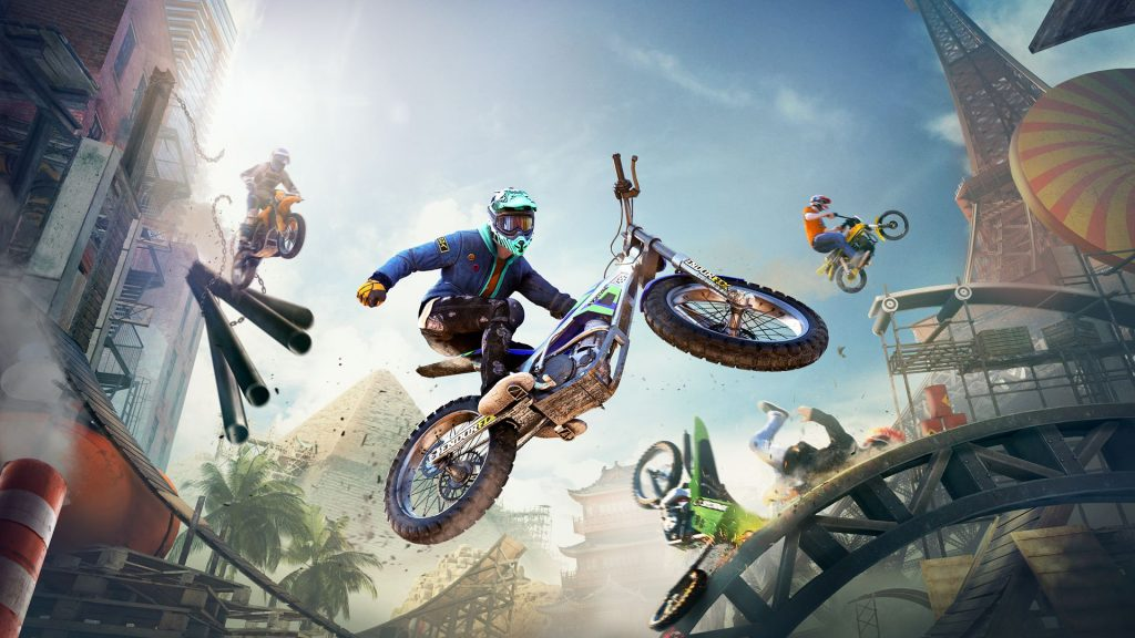 Trials Rising Wallpapers – Release Date