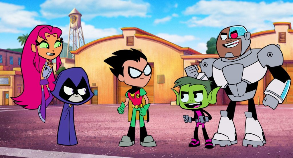 Teen Titans Go Wallpapers – The creators of Teen Titans Go never actually saw original Titans Cartoon?