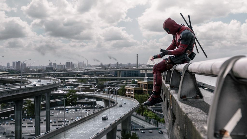 Deadpool HD Wallpapers, Themes and New Tab for Your Google Chrome