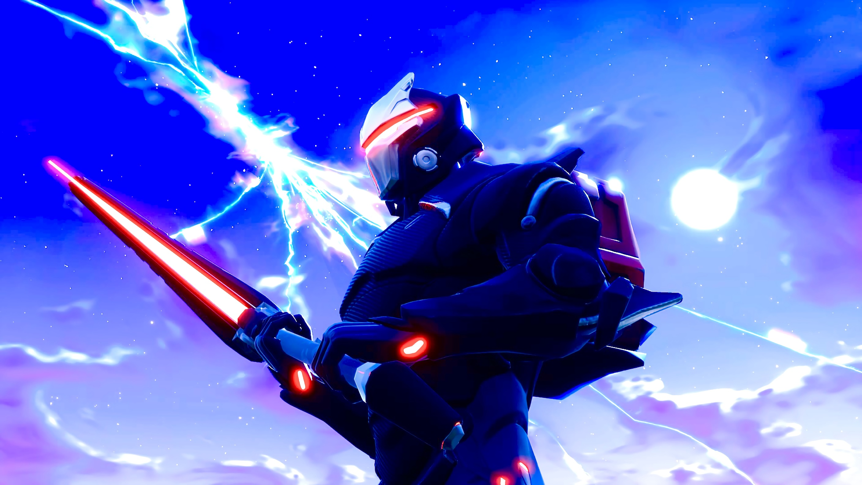 Fortnite Omega Wallpapers Hd New Backgrounds Lovelytab