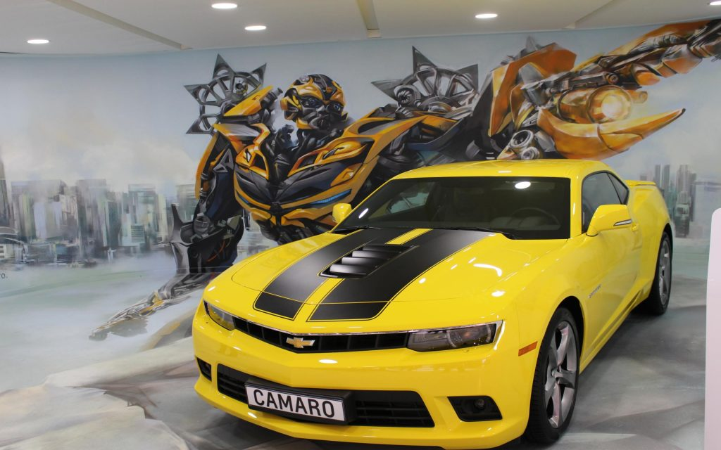 Bumblebee HD Wallpaper – The Spunky Little Autobot Is Here Again!