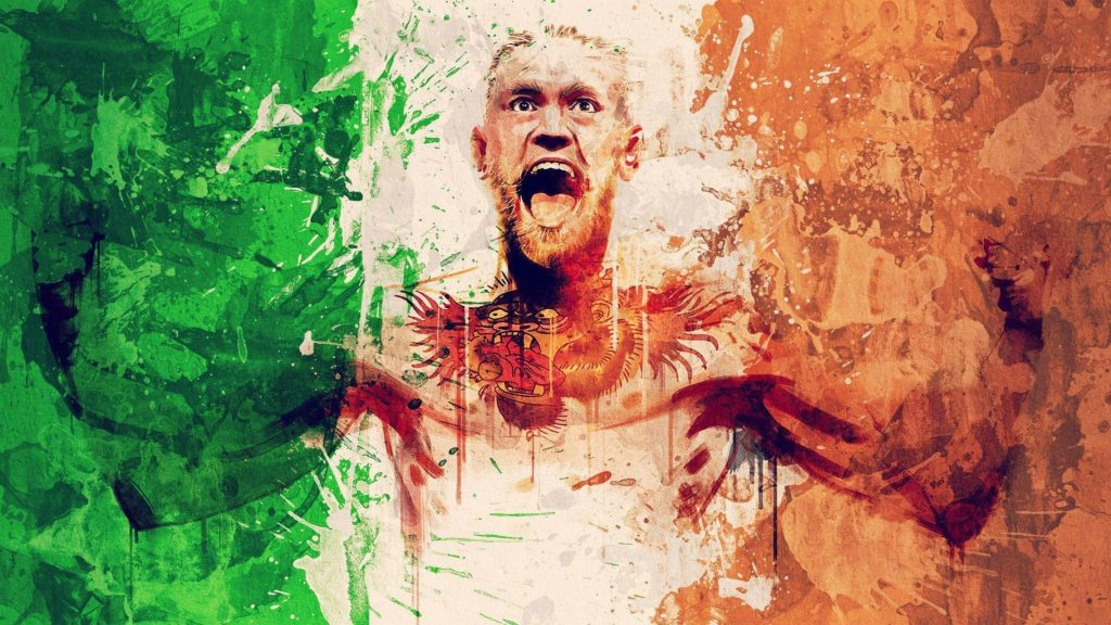 Connor McGregor HD Wallpaper – The Bigest Payday Thanks to Boxing Match with Floyd Mayweather!