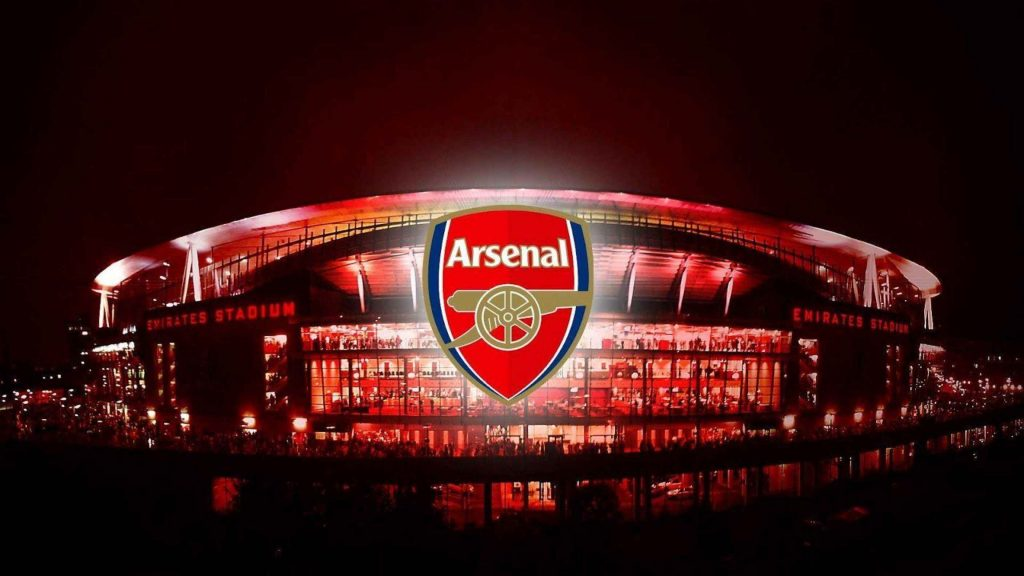 Football Club Arsenal HD Wallpaper New Tab