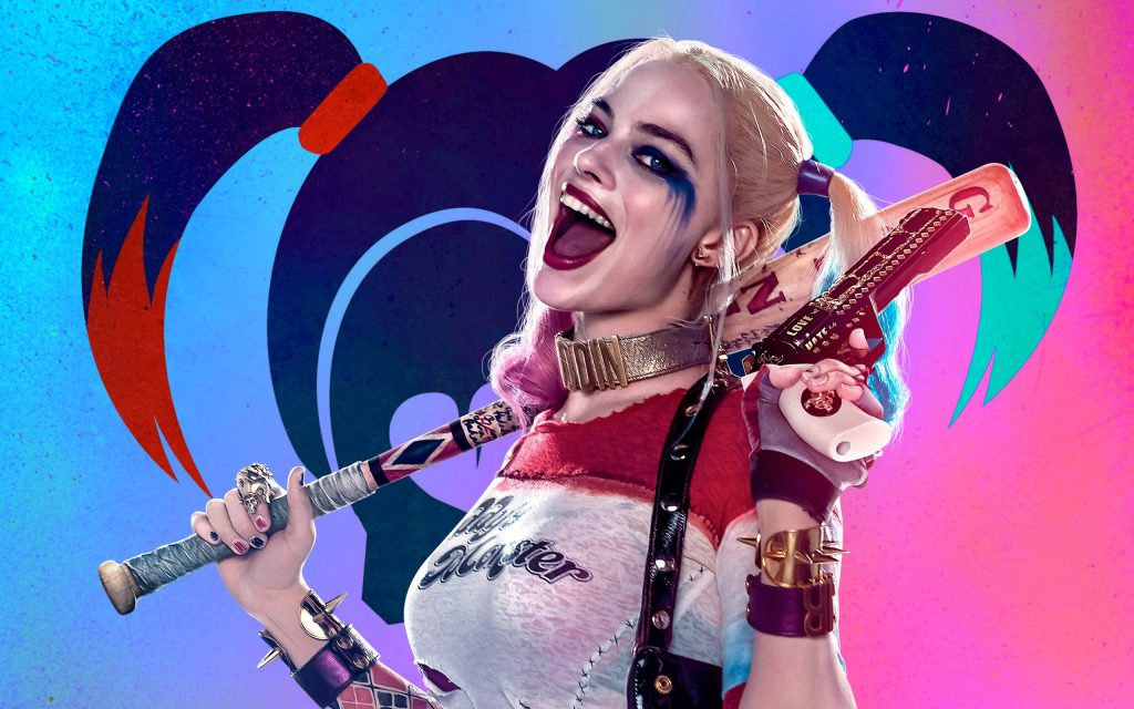 Cool Harley Quinn Wallpaper HD Chrome New Tab Theme