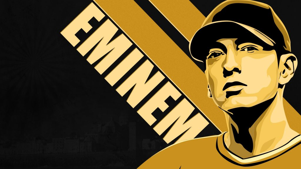 Eminem Wallpaper & Background New Tab