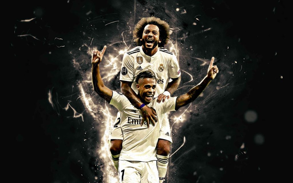 Real Madrid C.F. HD Wallpaper New Tab Theme