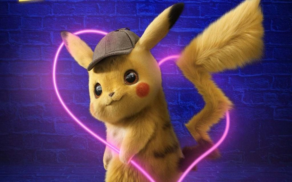 Detective Pikachu Wallpapers Hd Backgrounds Lovelytab