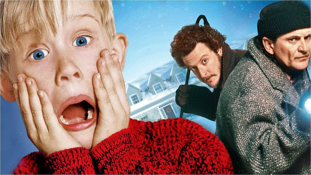 Home Alone HD Wallpaper & New Tab Theme