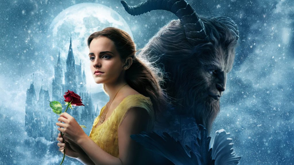 Beauty and The Beast Wallpaper New Tab