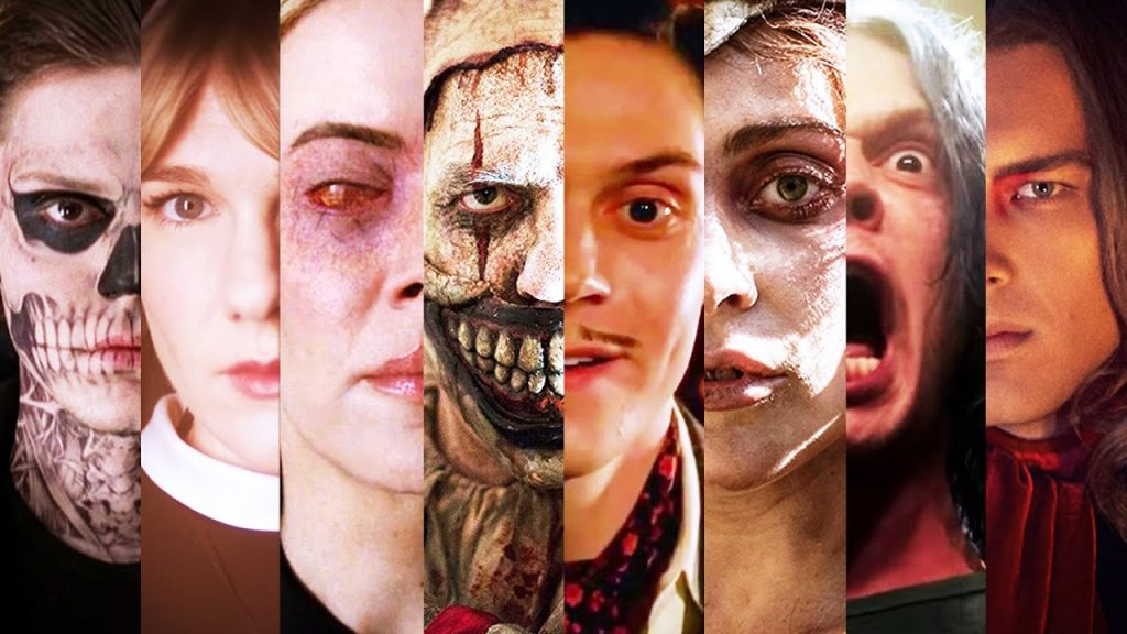 American Horror Story Wallpapers – AHS -Best and The Worst At The Same Time