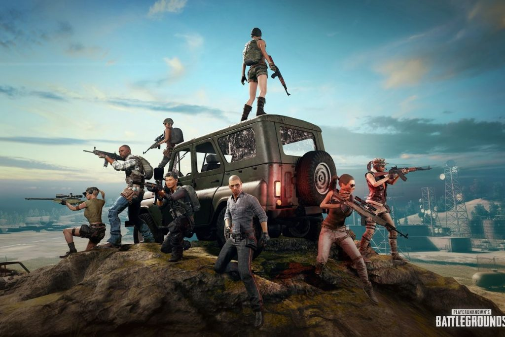 Playerunknown S Battlegrounds Wallpapers New Chrome Wallpapers