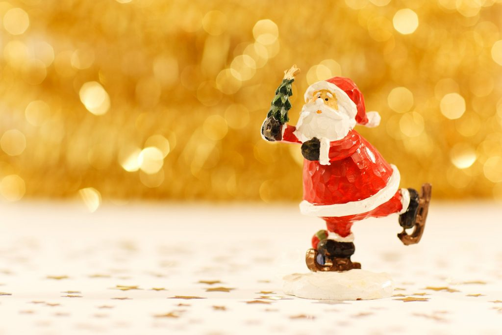 Santa Claus HD Wallpapers – For Your Browser