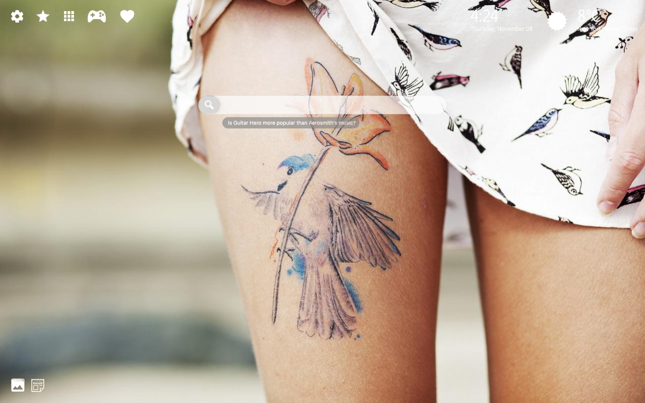Tattoo Women Wallpapers