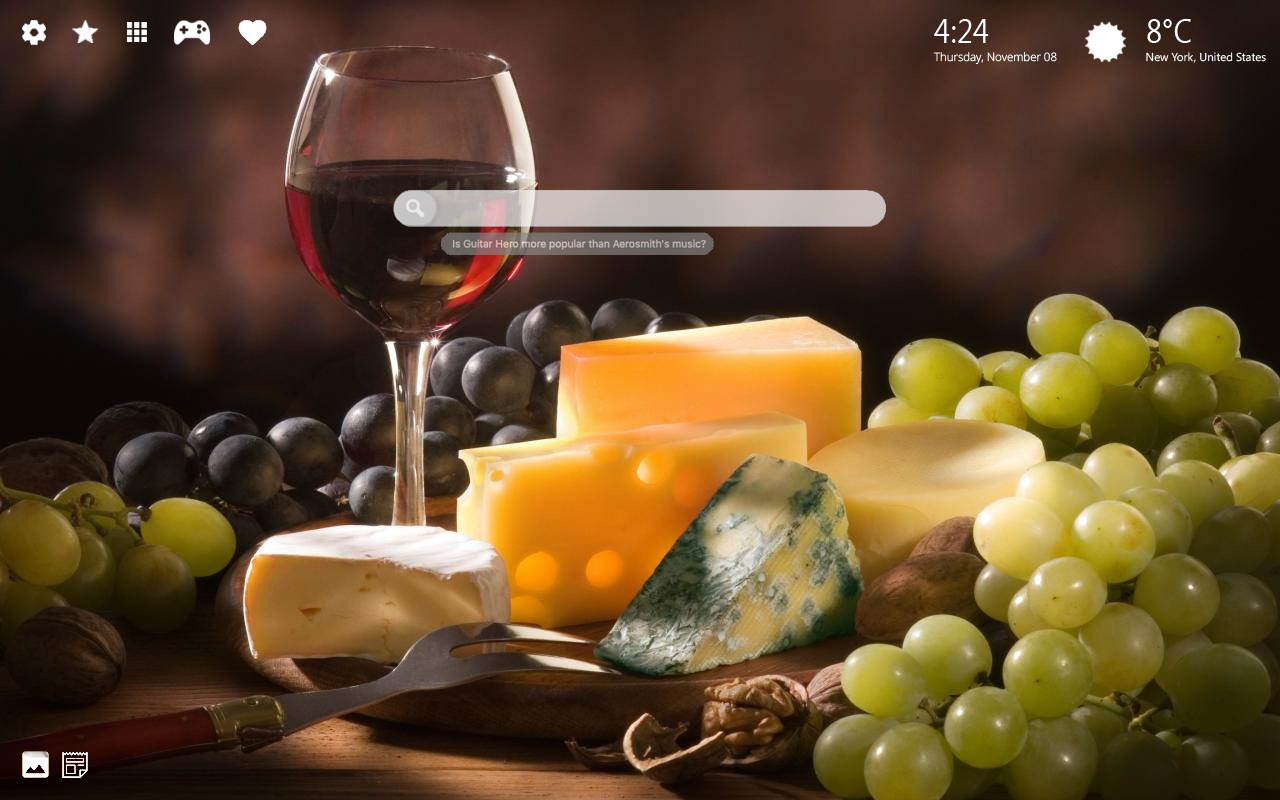 Food and Wine Wallpapers