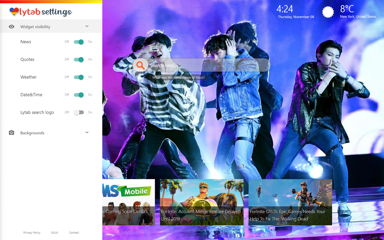 BTS Wallpaper 4K