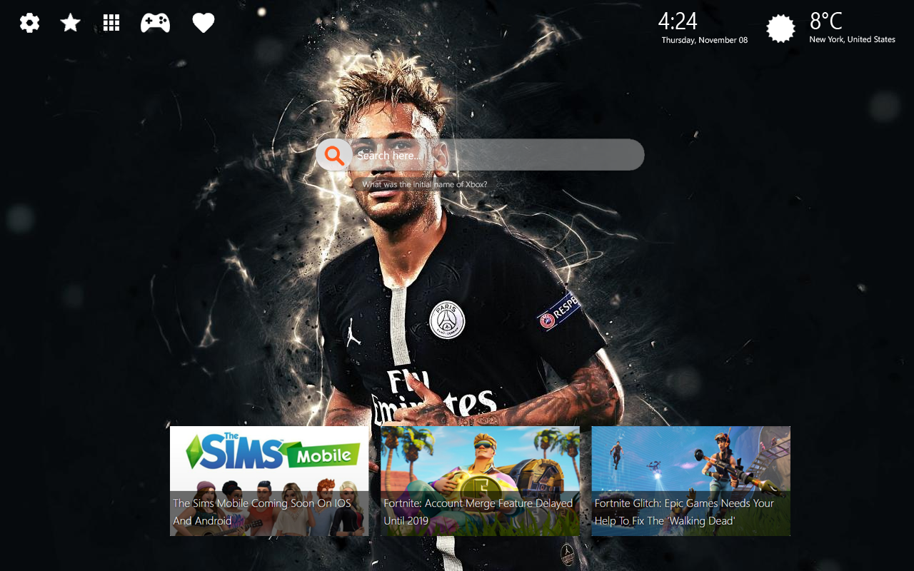 Neymar Wallpapers HD - Neymar JR