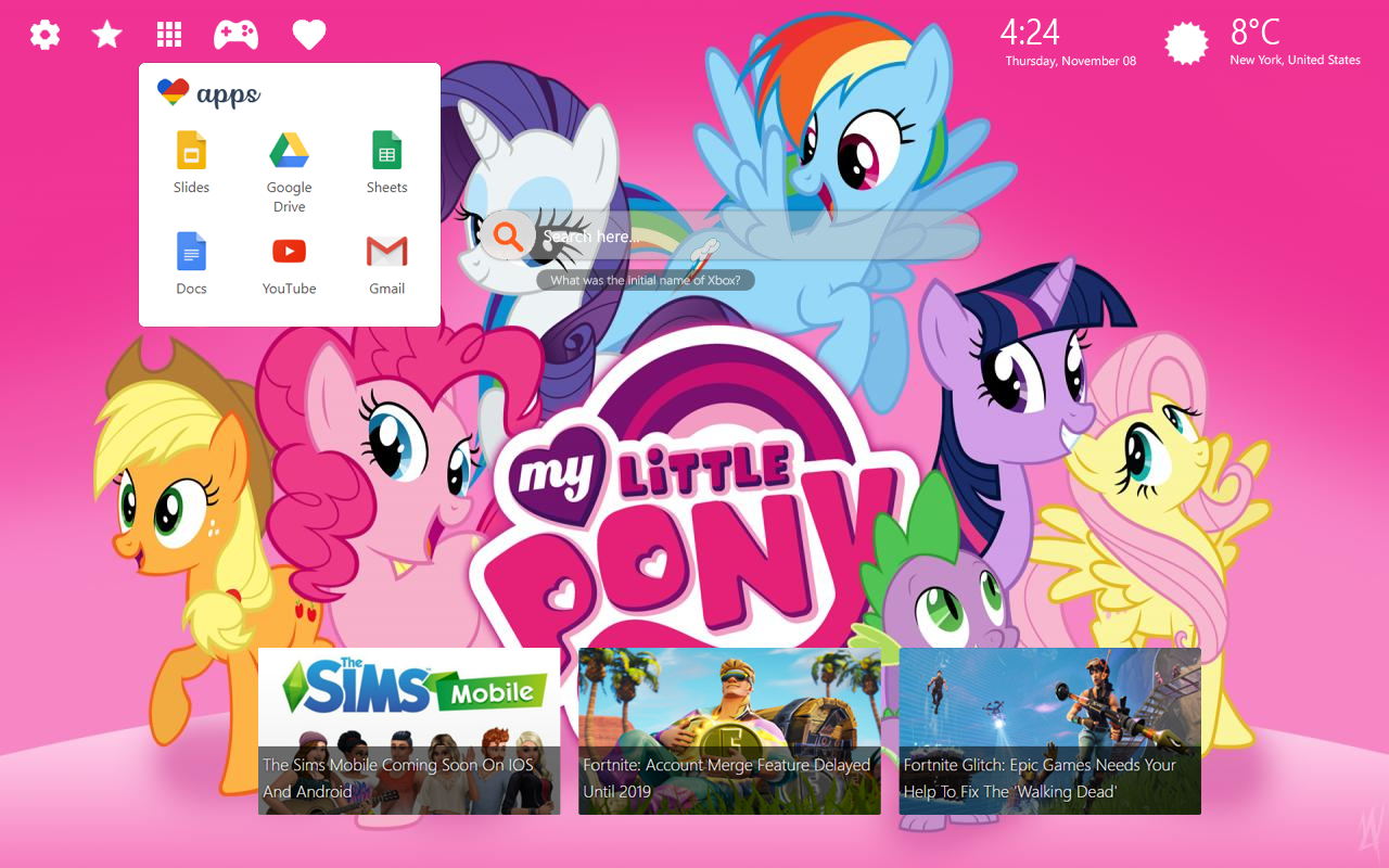 y little pony wallpapers