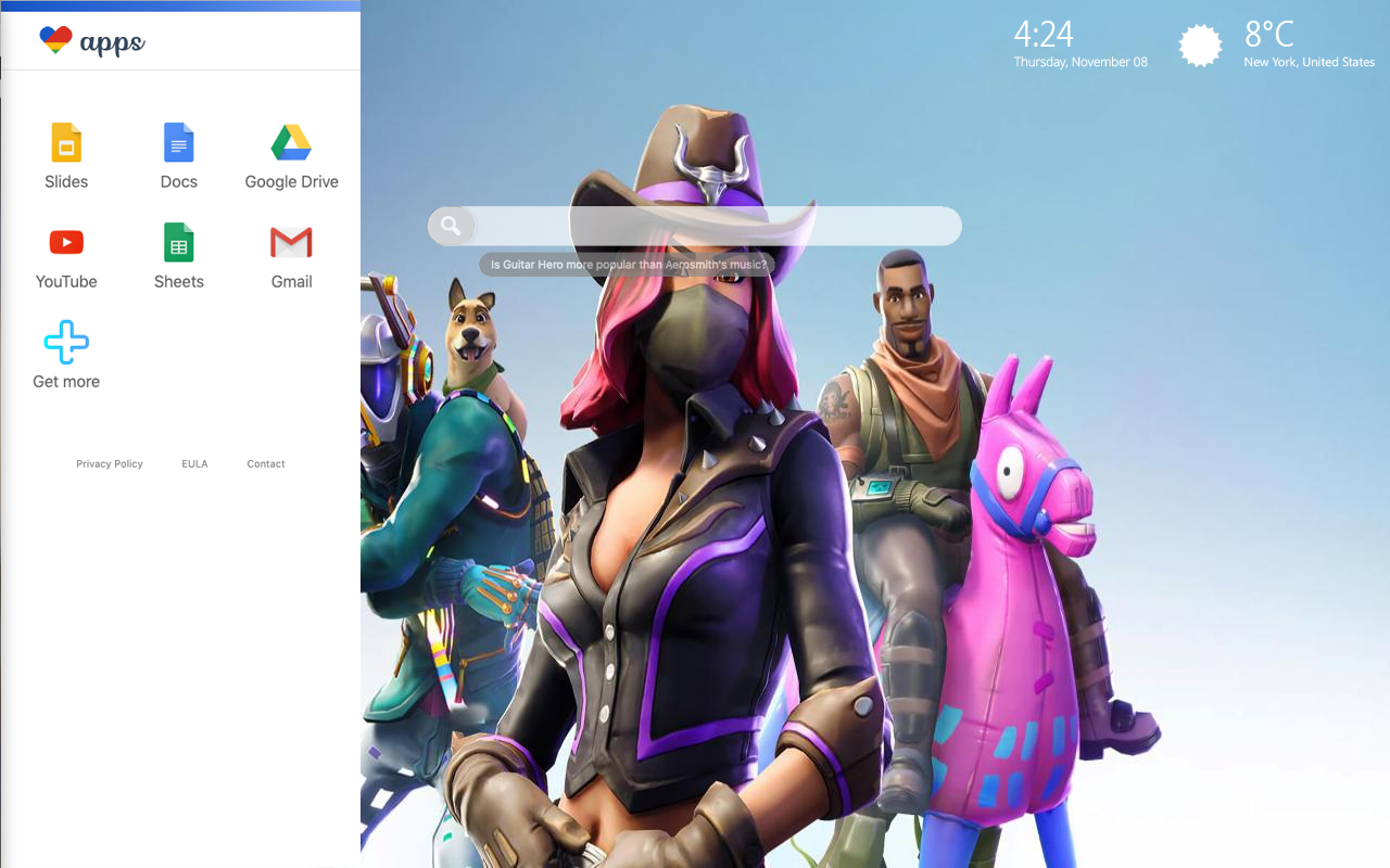 Fortnite Season 7 Bookmarks