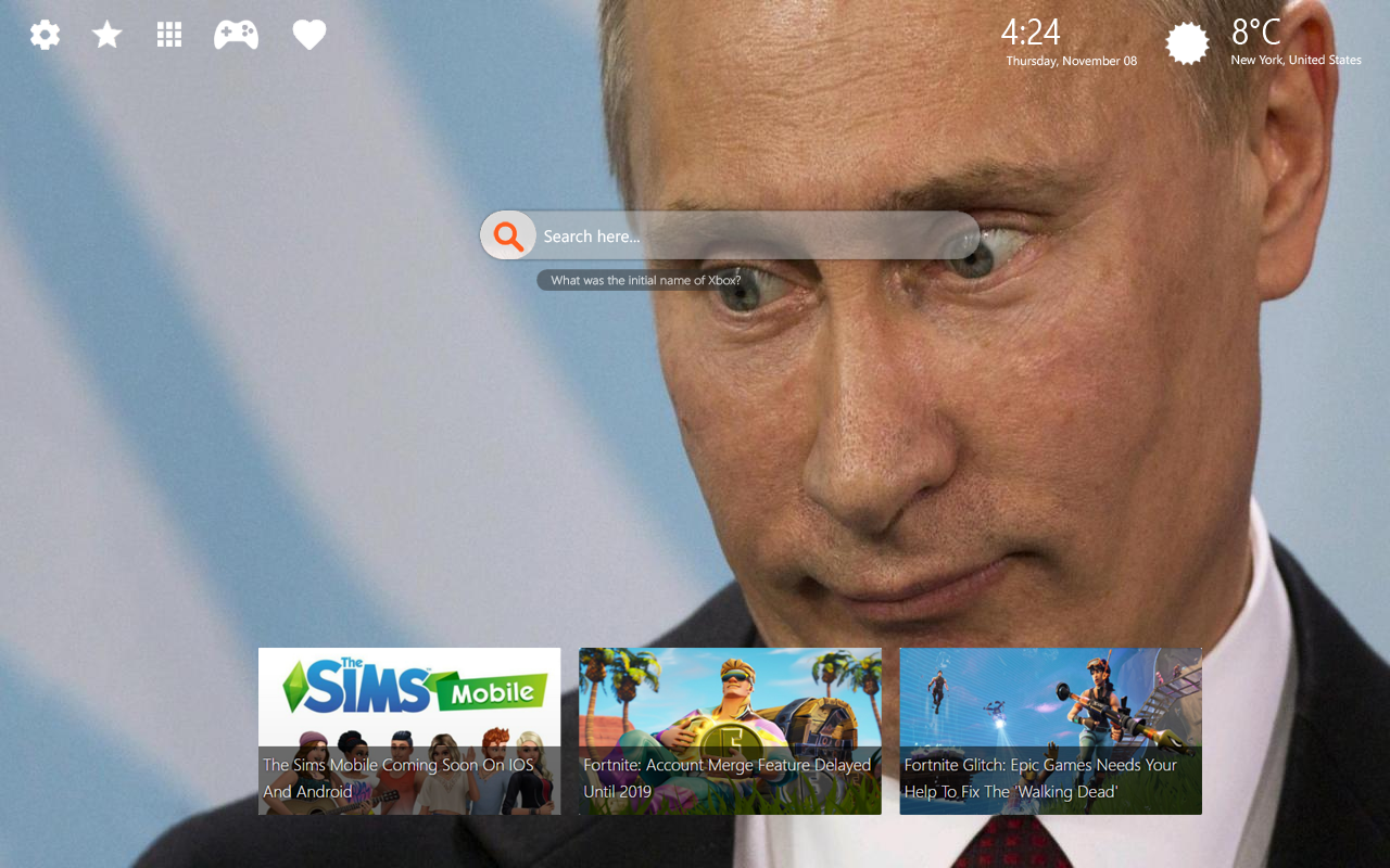 Vladimir Putin Wallpapers