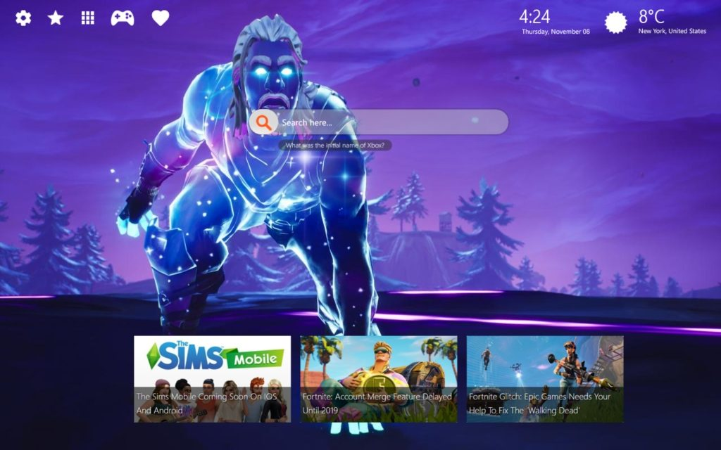 Best Fortnite Galaxy Skin Hd Wallpapers New Themes Lovely Tab