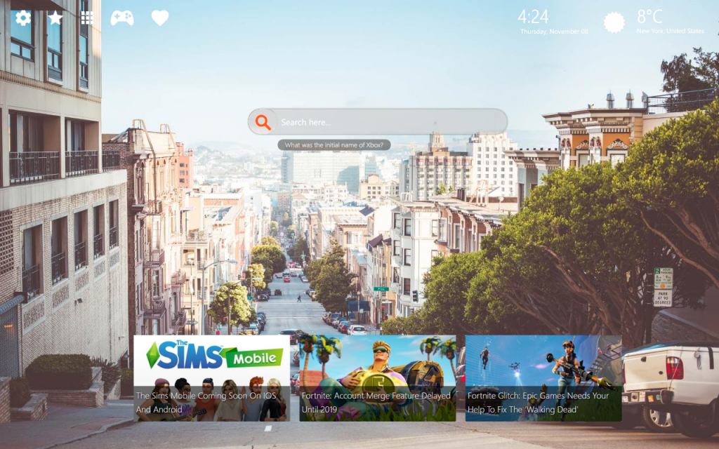 San Francisco Wallpaper & Background Themes