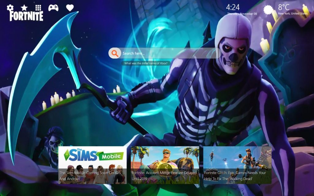 Skull Trooper HD Wallpapers – Fortnite Fans Will Love It!