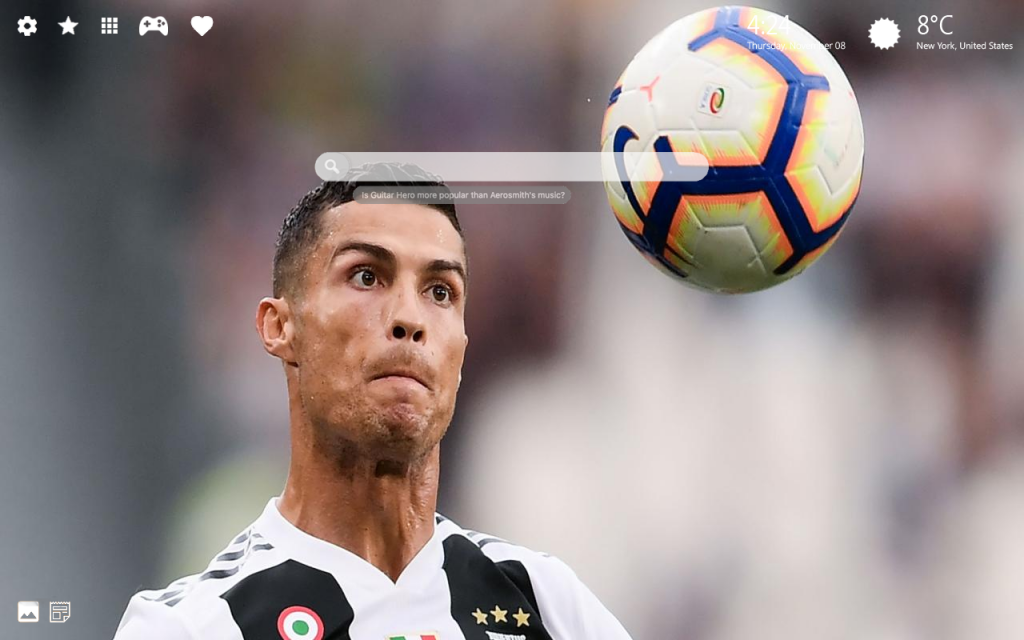 Ronaldo Juventus HD Backgrounds – Greatest Player Of All Time!