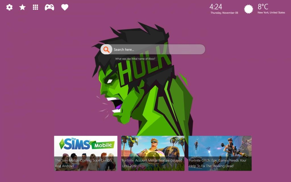 Hulk Wallpaper HD Chrome Themes – The Incredible Smasher Is Here Again!