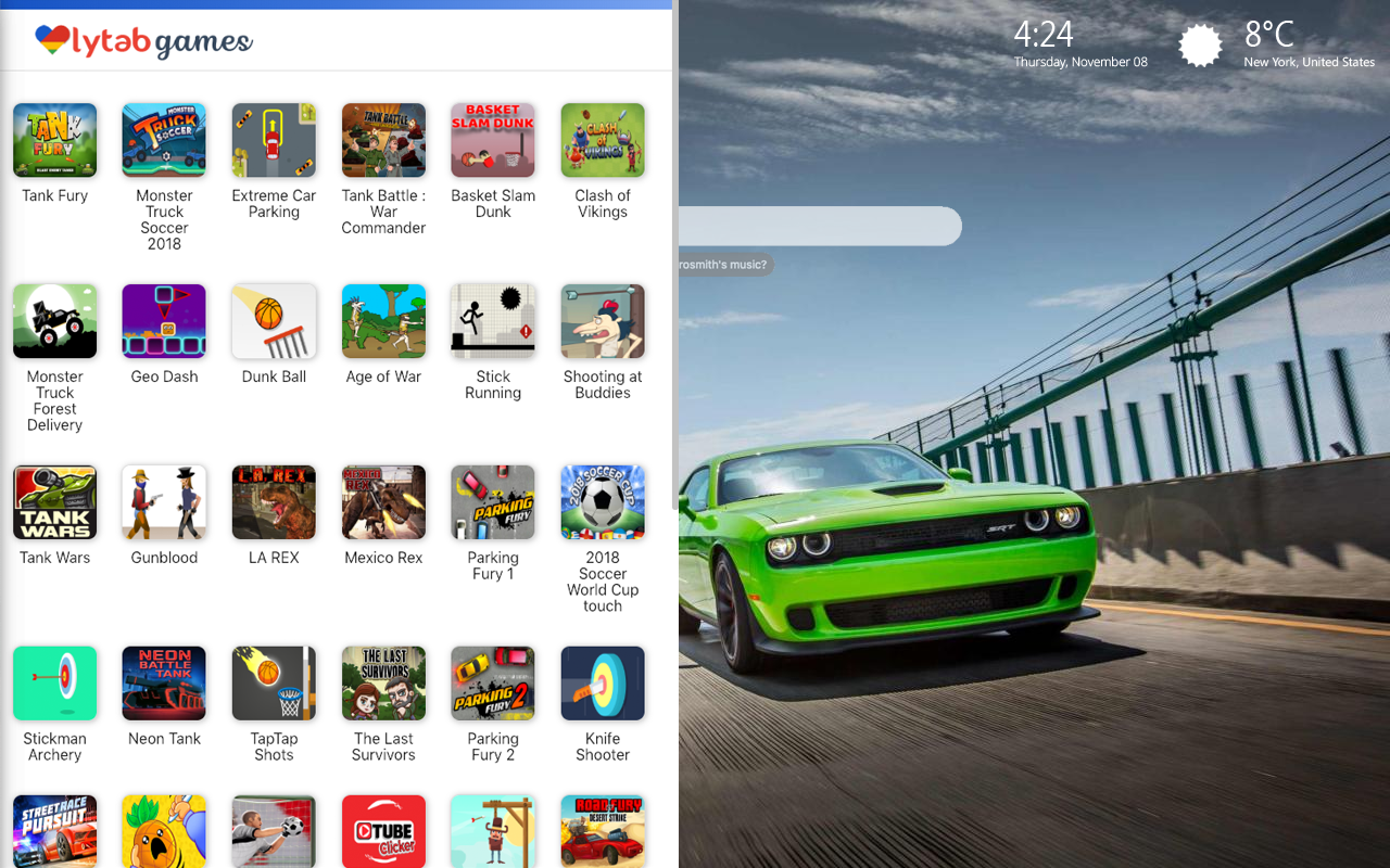 Race Cars Games