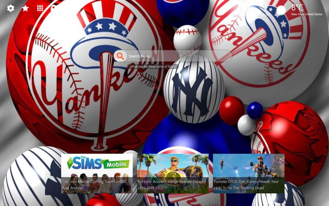 NY Yankees wallpapers
