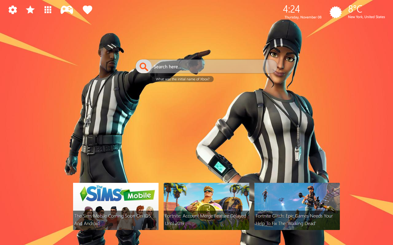 Fortnite Wallpaper Iphone Default Skin Free Download Wallpaper