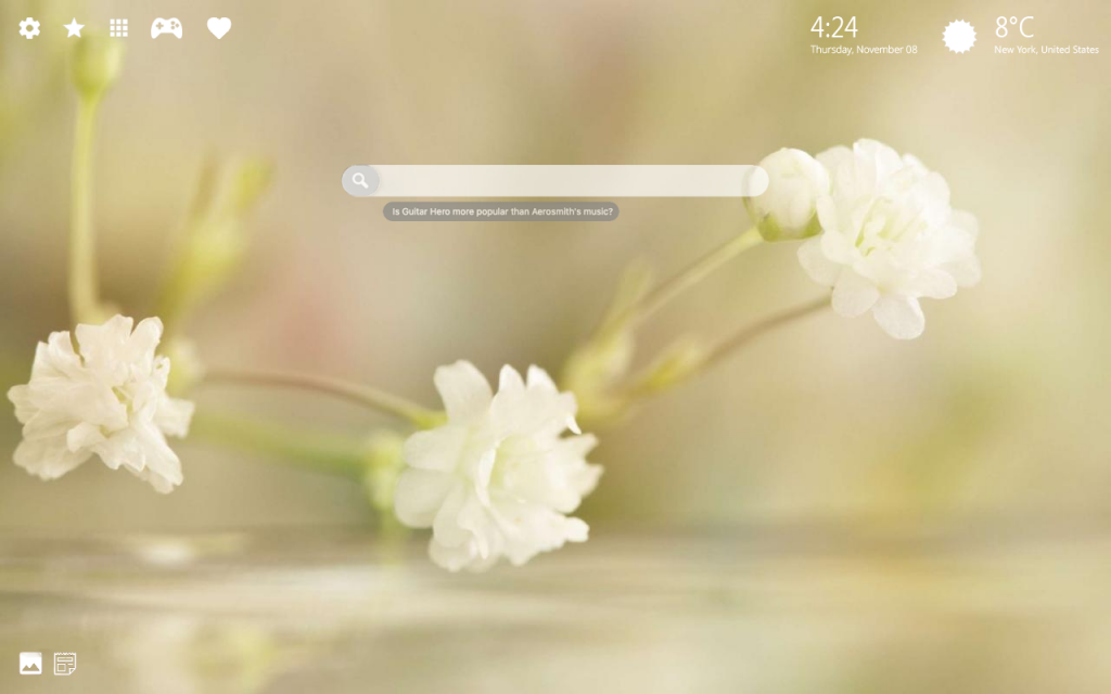 White 4K Background & New Tab Themes – Perfection, Purity, and Honesty in One Color!