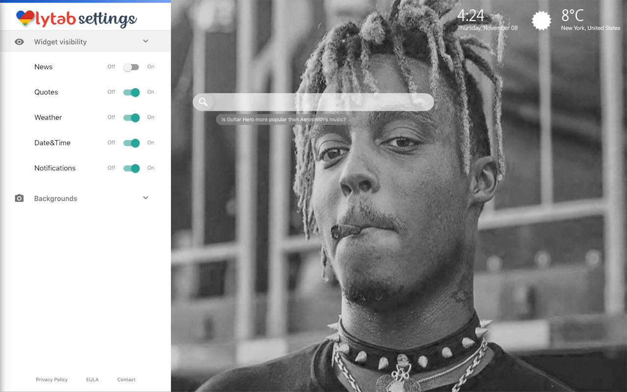 Juice WRLD Bookmarks