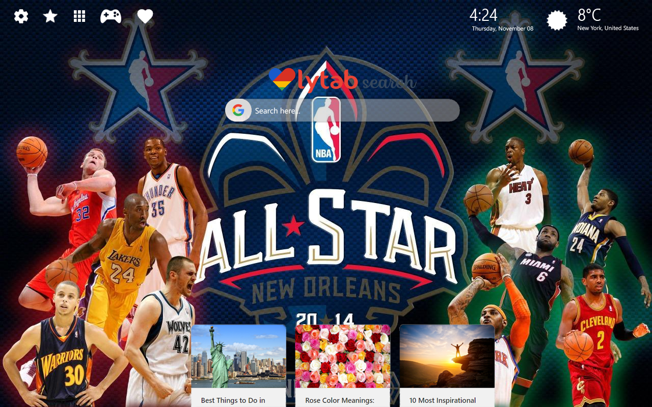 NBA All Star HD Wallpapers