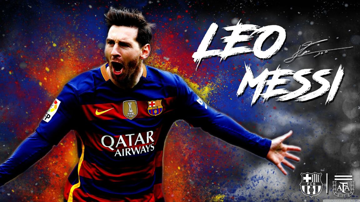 Amazing Lionel Messi Wallpapers