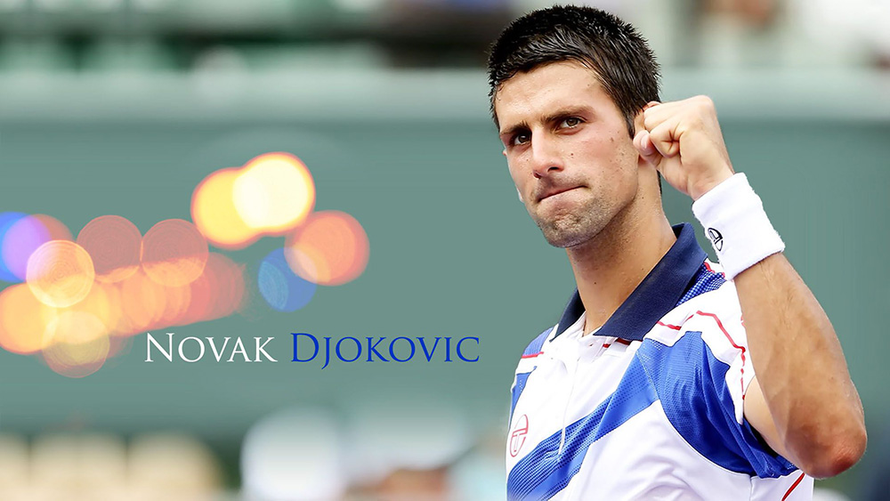 Novak Djokovic Wallpapers – Tennis Legend!