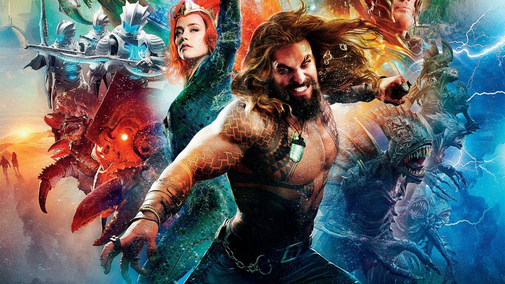 Aquaman DC Comics Movie Wallpapers + Interesting Facts