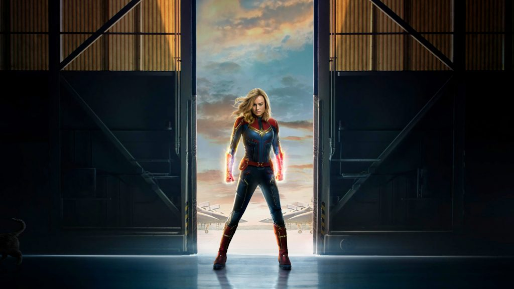 Captain Marvel Movie 2019 Wallpapers – Everything You Should Know About the Movie