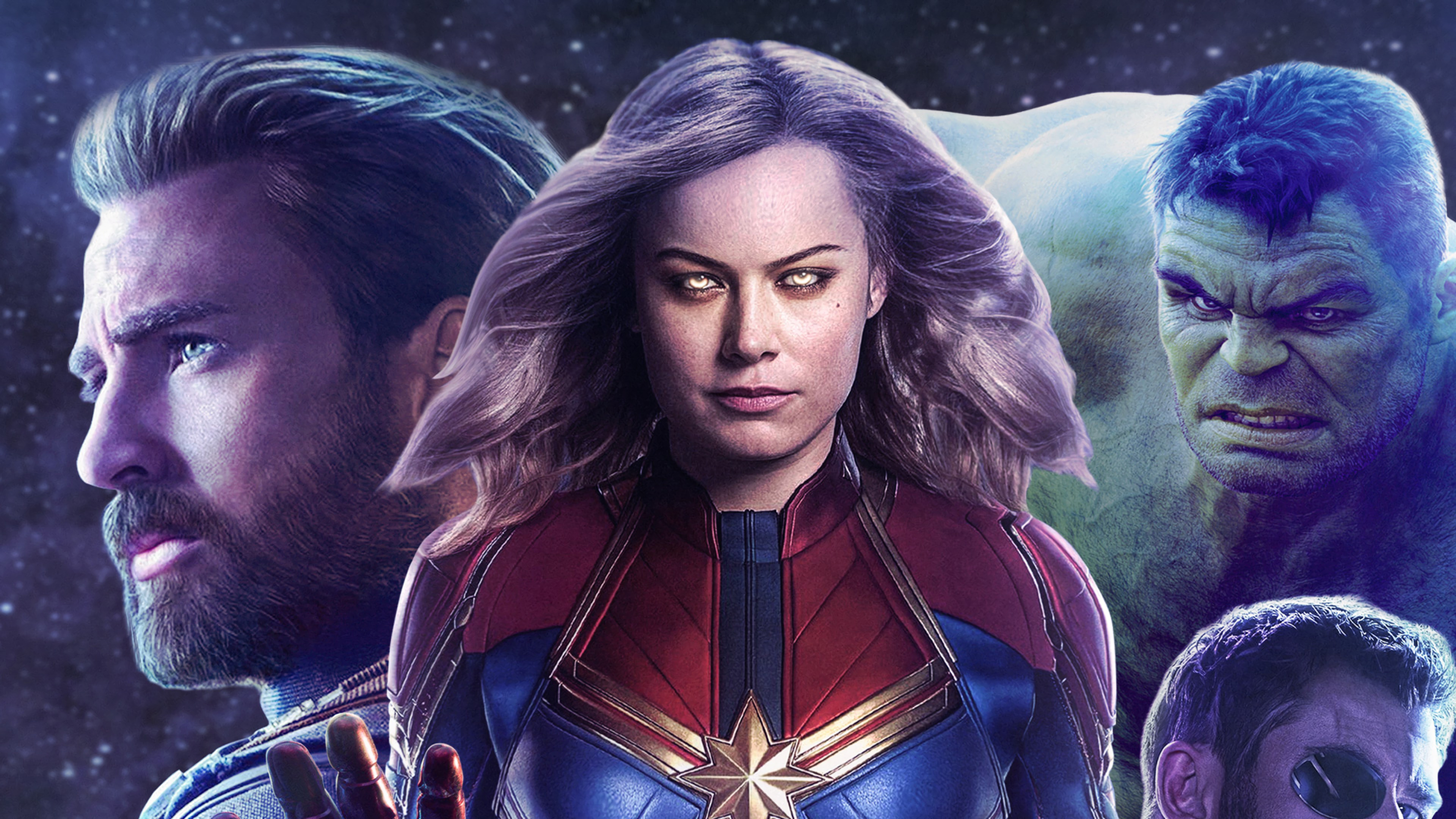 Captain Marvel Wallpapers