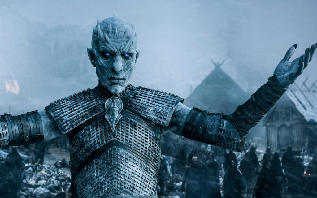 Night King HD Wallpaper for Chrome + Who's the Night King?!